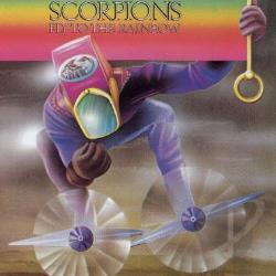 Scorpions - Fly to the Rainbow CD Cover Art