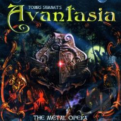 Avantasia - Metal Opera, Vol. 1 CD Cover Art