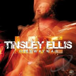 Ellis, Tinsley - Live! Highwayman CD Cover Art