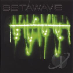 Betawave CD Cover Art