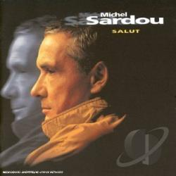 Sardou, Michel - Salut CD Cover Art
