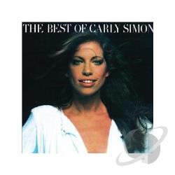 Simon, Carly - Best of Carly Simon CD Cover Art