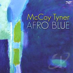 Tyner, Mccoy - Afro Blue CD Cover Art