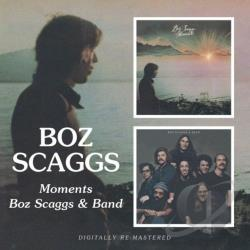 Scaggs, Boz - Moments/Boz Scaggs & Band CD Cover Art