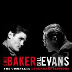 Baker, Chet / Evans, Bill - Legendary Sessions CD Cover Art