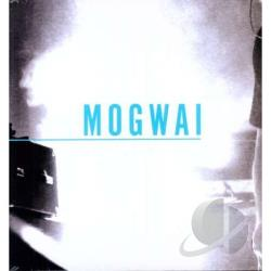 Mogwai - Special Moves/Burning CD Cover Art