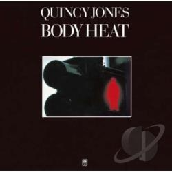 Jones, Quincy - Body Heat CD Cover Art