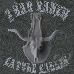 3 Bar Ranch / Hank3's 3 Bar Ranch - Cattle Callin CD Cover Art