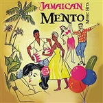 Various Artists - Jamaican Mento Music Hits (1952 - 1958) DB Cover Art