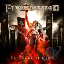 Firewind - Few Against Many CD Cover Art