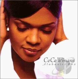 Winans, Cece - Alabaster Box CD Cover Art