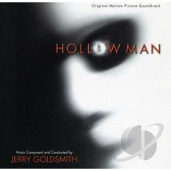 Score - Hollow Man CD Cover Art
