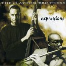 Clayton Brothers - Expressions CD Cover Art
