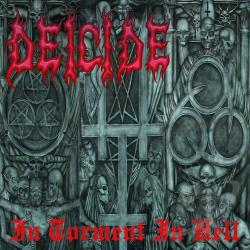 Deicide - In Torment, in Hell CD Cover Art