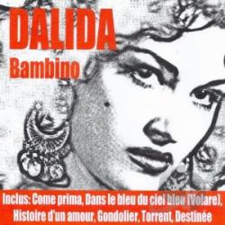 Dalida - Vol.1 - Bambino CD Cover Art