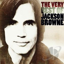 Browne, Jackson - Very Best of Jackson Browne CD Cover Art