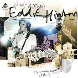Hinton, Eddie - Playin' Around: The Songwriting Sessions, Vol. 2 CD Cover Art