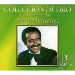 Montanez, Andy - Coleccion De Oro CD Cover Art