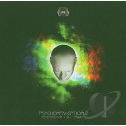 Laswell, Bill / Namlook, Pete - Psychonavigation 2 CD Cover Art