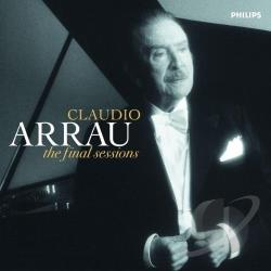 Arrau, Claudio - Final Sessions CD Cover Art