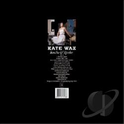 Wax, Kate - Beetles & Spider LP Cover Art