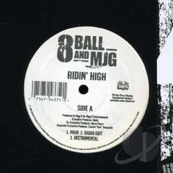 8Ball & MJG - Ridin' High LP Cover Art