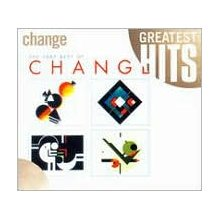 Change - Very Best of Change CD Cover Art