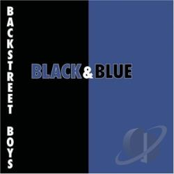 Backstreet Boys - Black & Blue CD Cover Art