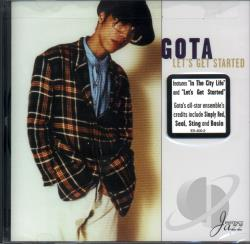 Gota - Let's Get Started CD Cover Art