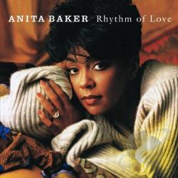 Baker, Anita - Rhythm of Love CD Cover Art