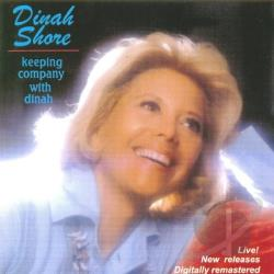 Shore, Dinah - Keeping Company with Dinah CD Cover Art