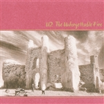 U2 - Unforgettable Fire CD Cover Art