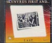 Lynyrd Skynyrd - Skynyrd's First And...Last CD Cover Art