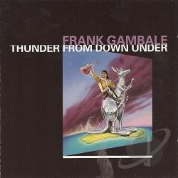 Gambale, Frank - Thunder From Down Under CD Cover Art
