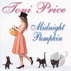 Price, Toni - Midnight Pumpkin CD Cover Art