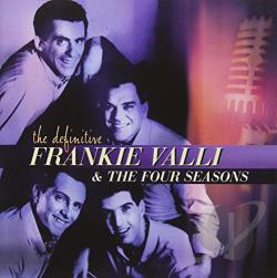 Valli, Frankie - Definitive CD Cover Art