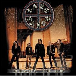 Bang Tango - Ready to Go CD Cover Art