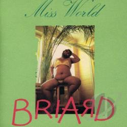 Briard - Miss World CD Cover Art