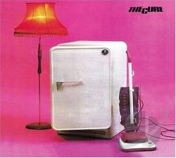 Cure - Three Imaginary Boys CD Cover Art