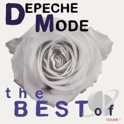Depeche Mode - Best of Depeche Mode, Vol. 1 CD Cover Art
