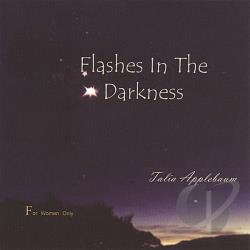 Applebaum, Talia - Flashes In The Darkness CD Cover Art