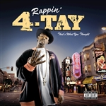 Rappin' 4-Tay - That's What You Thought CD Cover Art