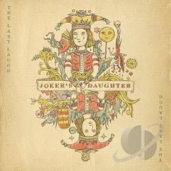 Joker's Daughter - Last Laugh CD Cover Art