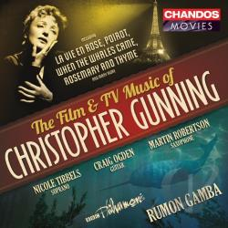 Bbcp / Gamba / Gunning / Ogden / Tibbels - Film & TV Music of Christopher Gunning CD Cover Art