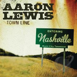 Lewis, Aaron - Town Line CD Cover Art