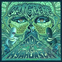 Alchemist / Gangrene - Vodka & Ayahuasca CD Cover Art
