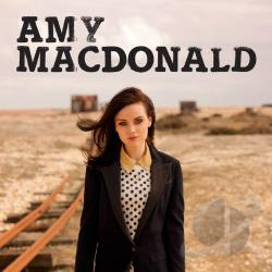 Macdonald, Amy - Life in a Beautiful Light CD Cover Art