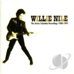 Nile, Willie - Arista Columbia Recordings 80-91 CD Cover Art