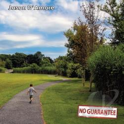 Jason D'amore - No Guarantee CD Cover Art