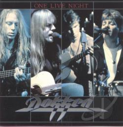 Dokken - One Live Night CD Cover Art